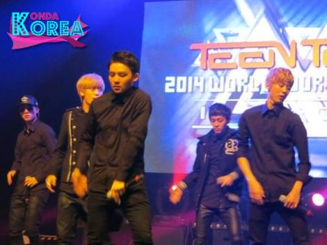 TEEN TOP PARIS KONDAKOREA KPOP_ 4