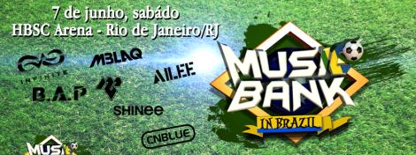 music bank brazil