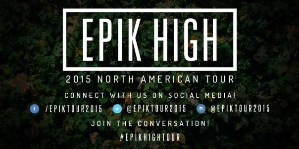 sns epik high concert tour 2015