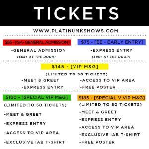 tickets beenzino